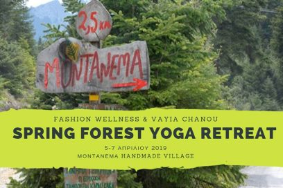 The Spring – Forest Yoga Retreat @Montanema